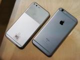 Google Pixel XL vs Apple iPhone 6s Plus - Pixel Xl Handson review