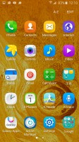 TouchWiz homescreen with optional Flipboard. - Samsung Galaxy A5 (2016) review