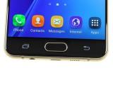 Fingerprint reader home key - Samsung Galaxy A7 (2016) review