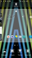 homescreen settings - Samsung Galaxy A7 (2016) review