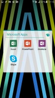 Microsoft app package - Samsung Galaxy A7 (2016) review