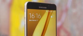 Samsung Galaxy A9 (2016) review: A-lister