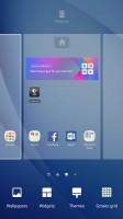 Homescreen editing - Samsung Galaxy C5 review