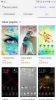 Samsung theme store - Samsung Galaxy C5 review