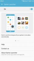 Game Launcher - Samsung Galaxy C5 review