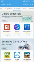 Galaxy Apps - Samsung Galaxy C5 review