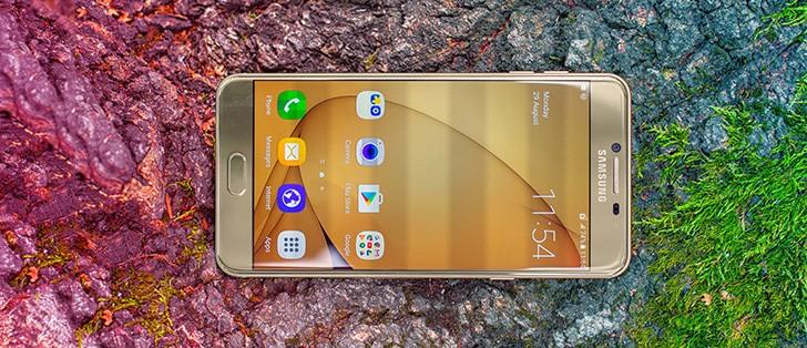 Samsung Galaxy C7 review