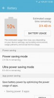Power saving modes are available - Samsung Galaxy J2 2016 preview