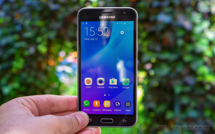 Android Apps: Samsung Galaxy J3 (2016) review: Value driven