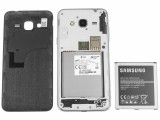 The battery is removable - Samsung Galaxy J3 (2016) review
