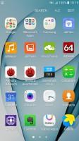 App drawer - Samsung Galaxy J5 2016  review