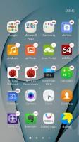 App drawer settings - Samsung Galaxy J5 2016  review