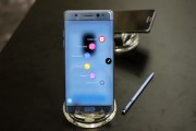 The Air Command menu gives quick access to S Pen features - Samsung Galaxy Note7 hands-on