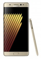 Samsung Galaxy Note7: Gold Platinum - Samsung Galaxy Note7 review