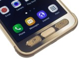 All buttons are physical keys - Samsung Galaxy S7 Active review