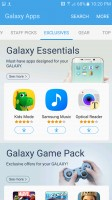 Galaxy Apps - Samsung Galaxy S7 Active review
