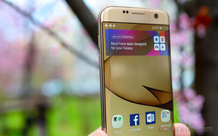 Samsung Galaxy S7 edge time-saver review