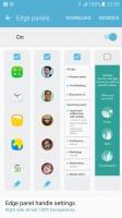 Edge panels - Samsung Galaxy S7 Edge review