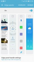 More edge panels - Samsung Galaxy S7 Edge review
