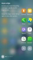 App edge - Samsung Galaxy S7 Edge review