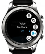 S Voice gets the job done, but there is room for improvement - Samsung Gear S3 review