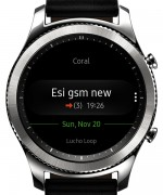 Phone and Contacts applications - Samsung Gear S3 review