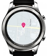 Find My Phone - Samsung Gear S3 review