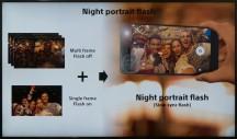 Night portrait flash - Sony Xperia XA Ultra hands-on