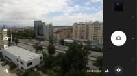 Xperia camera UI - Sony Xperia XA Ultra review
