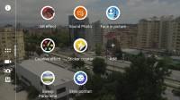 Camera apps - Sony Xperia XA Ultra review
