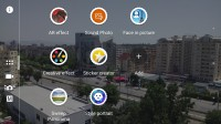 Camera apps - Sony Xperia XA review