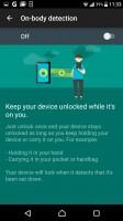 Smart lock - Sony Xperia XZ review