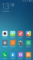 The MIUI homescreens - Xiaomi Mi 4s review