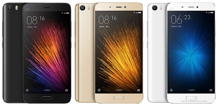 Image result for Xiaomi Mi5
