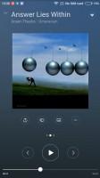 Now Playing screen - Xiaomi Mi 5s review