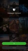 The lockscreen and the Wallpaper Carousel - Xiaomi Mi Max review