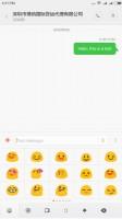 The MIUI messaging app - Xiaomi Mi Max review