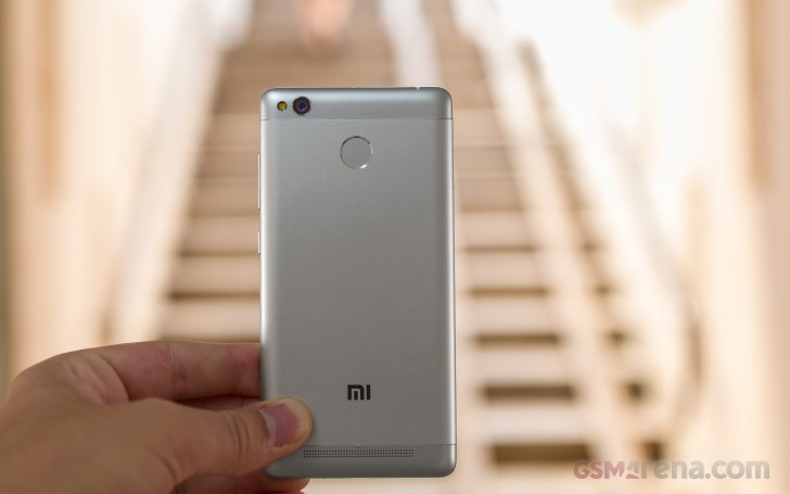 Xiaomi Redmi 3 Pro Review Hardware Overview