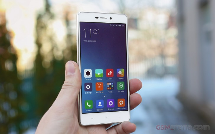 Xiaomi Redmi 3 review