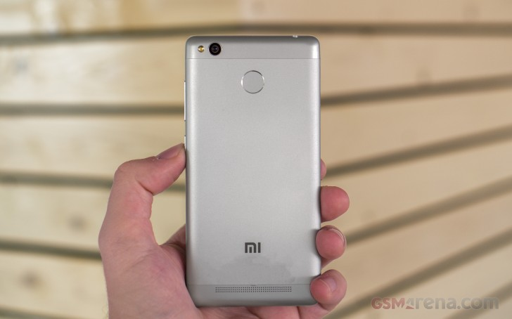 Xiaomi Redmi 3s Prime review