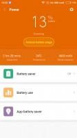 Battery management - Xiaomi Redmi 3S review