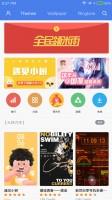 Theme store - Xiaomi Redmi 4 Prime review