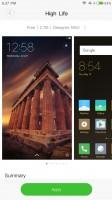 downloading a theme - Xiaomi Redmi 4 Prime review