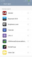 Dual apps settings - Xiaomi Redmi 4 Prime review