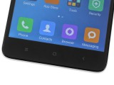 the three Android keys below the display - Xiaomi Redmi Note 3 Snapdragon Review review