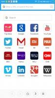 Mi Browser - Xiaomi Redmi Note 3 Snapdragon Review review