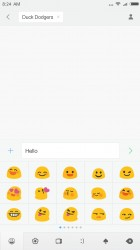 Messaging: With emoji - Xiaomi Redmi Note 4 review