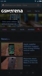 Mi Browser: Night Mode - Xiaomi Redmi Note 4 review