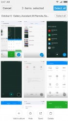 The Gallery app remains unchanged - Xiaomi Redmi Note 4 review