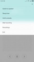 FM Radio: Options - Xiaomi Redmi Note 4 review